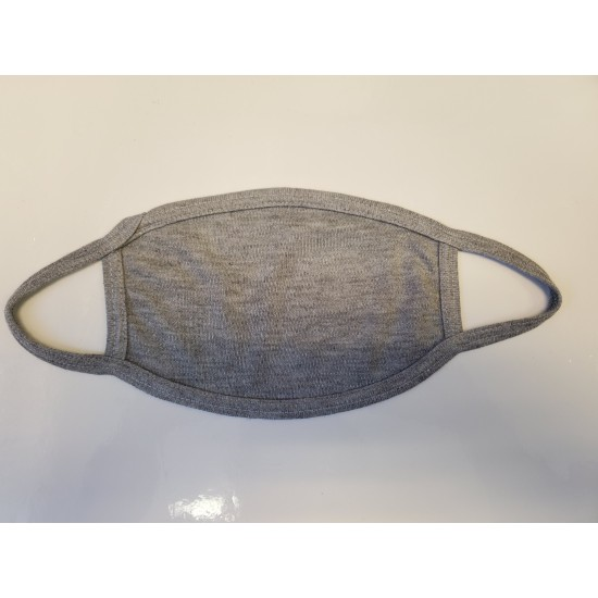 Facial Fashion Cover-GRAY (FC-G) Single-ply Polyester NO RETURN ON THIS PRODUCT OR REFUND!!!!