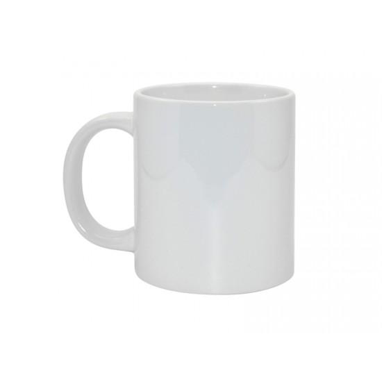20oz White Ceramic Mug  W-8