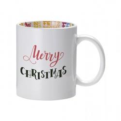 11oz Motto Mug Merry Christmas, Spanish BD101-CMS