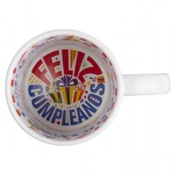 11oz Motto Mug(HAPPY BIRTHDAY, Spanish BD101-HBS