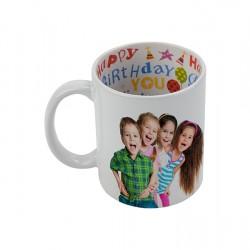 11oz Motto Mug HAPPY BIRTHDAY BD101-HB