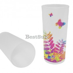 10oz Frosted Glass Super Shooter BN8 6pcs/case ($29.99)