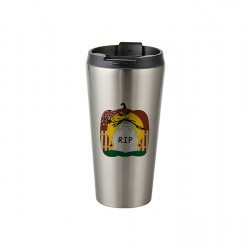 16oz Stainless Steel Tumbler (Silver) (BW20S)