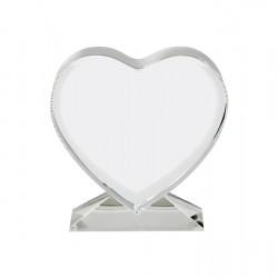 CC44 - Sublimation Crystal Heart