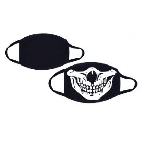 COTTON FASHION FACIAL COVERS BLACK  NO RETURN ON THIS PRODUCT OR REFUND!!!!