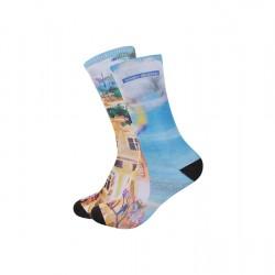 Sublimation Socks for Men Long sold by pair (SOCK-M40) 6pcs/pack ($17.99)