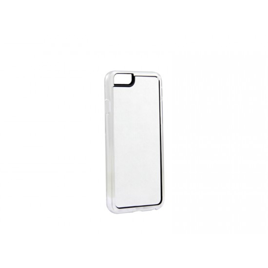 iPhone 7/8 Cover (Plastic, Clear)