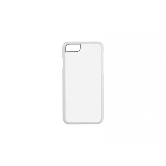 iPhone 7/8 Cover (Plastic) WHITE