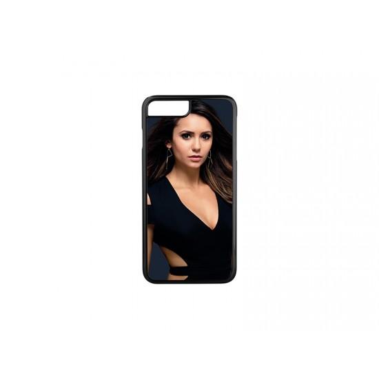 iPhone 7/8 Plus Cover (Plastic) BLACK  for the i7 Plus and i8 Plus