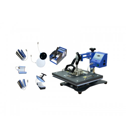 8IN1 Multipurpose Heat Press Machine (HP8IN1)