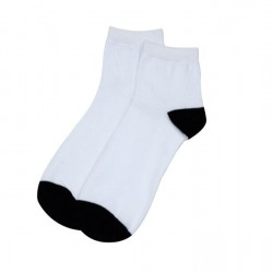 Sublimation Ankle Socks for Men sold by pair (SOCK-M25A) 6pcs/pack ($17.39)