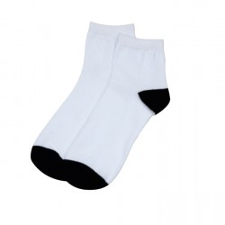 Sublimation Socks for Women Short sold by pair (SOCK-W22) 6pcs/pack ($17.39)