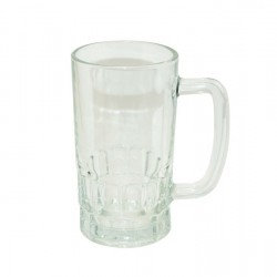 20oz Glass Beer Mug  (GMUG-B20 )