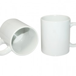 11oz White Mug (36pcs/case)-MUG11AAA