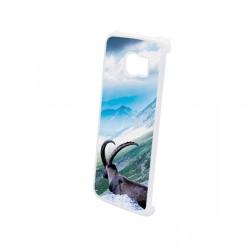 Plastic Cover for Samsung S6 Edge White (PC-S6EDG-W )