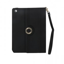 Rotatable iPad Air Case with Strap Black (sold by each)
