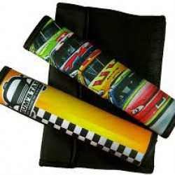 SBW Seat Belt Wrap 2.5MM POLYESTER 7.5'' X 6'' $1.99 each