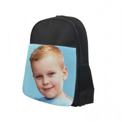 Kids School Bag Black (KSBAG-K)