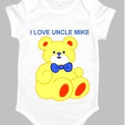 Baby Sleeve Onsie Short Sleeve JA601W-L   6-9 MONTHS