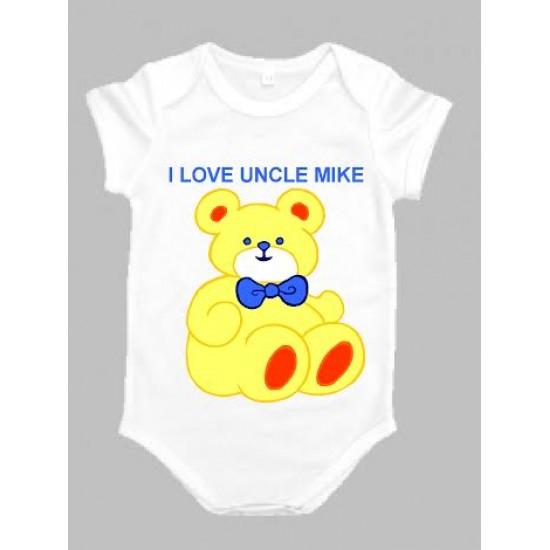 Baby Sleeve Onsie Short Sleeve JA601W-L   6-9 MONTHS K-4