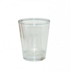Shot Glass Mug 1.5oz   (Clear) $18.00/12  (BN20)