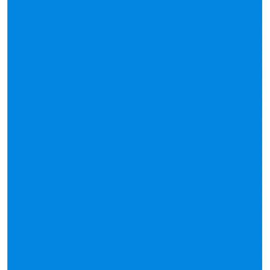 "ThermoFlex Plus Columbia Blue Sheet 12"" x 15"""