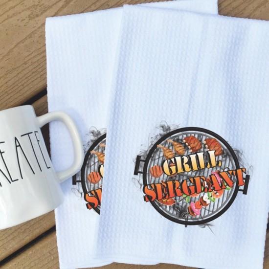 Microfiber Waffle Weave Towel 16'' x 24''  Item# WT1624