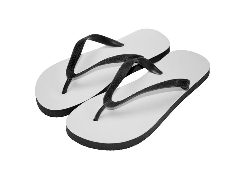 c1b88646c Adult Flip Flops Black Medium Quick View