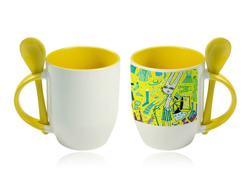 Well-known Spoon Mugs-Sublimation101.com, for All Your Printers, Sublimation  MB11
